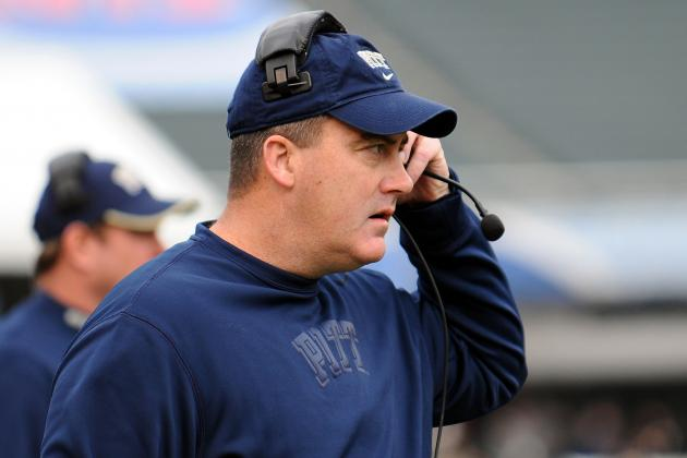 Pitt Coach Chryst Holds Players to High Standards On, off Field