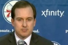 Hinkie: 'I'm Not Afraid to Push My Chips to the Middle'
