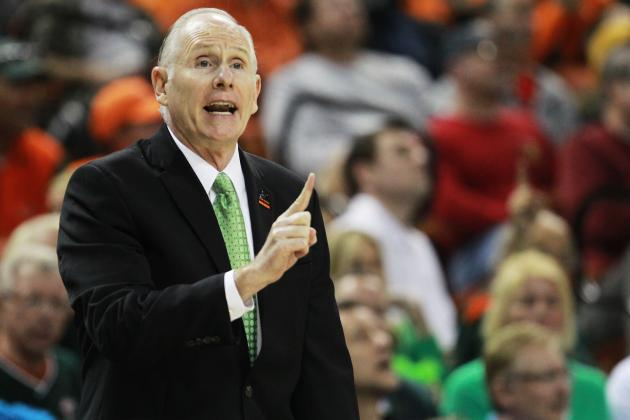 Larranaga Still Searching for Recruits