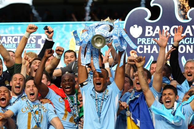 English Premier League: Reliving the Final Day of the 2011-12 Season