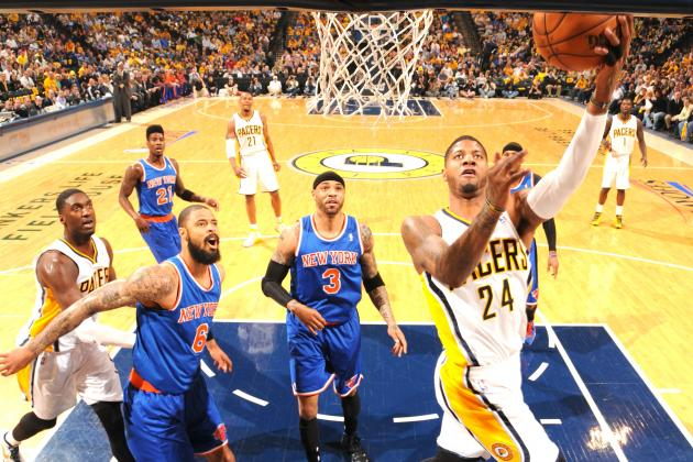 New York Knicks vs. Indiana Pacers: Game 4 Score, Highlights and Analysis