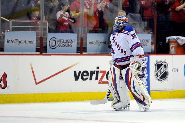 Making the Case for Henrik Lundqvist as the NHL's Best Goaltender