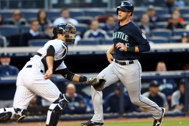 ESPN Gamecast: Mariners vs Yankees
