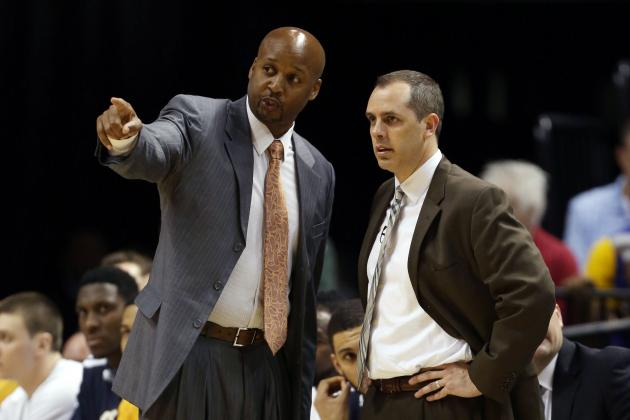 Report: Pacers Assistant Brian Shaw to Interview for Pistons Job
