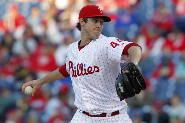 Phillies Win Third Straight, Beat Tribe 6-2
