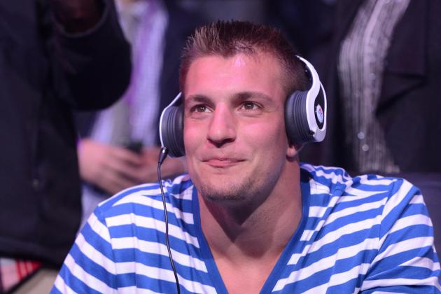The 8 Best Gronk Moments Ever