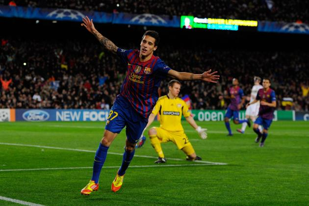 Liverpool Transfer News: Dealing for Cristian Tello Would Be Steal for Reds