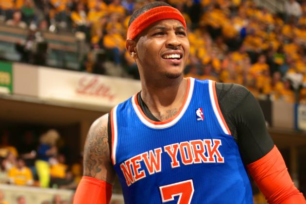 Passing Out Blame for New York Knicks' Failures vs. Indiana Pacers