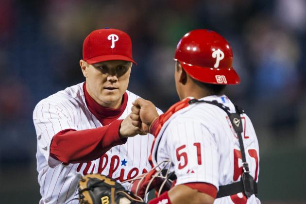 Phillies Get Revenge on Indians