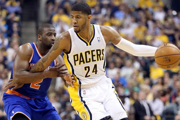 Windhorst: Paul George Does It All for Pacers in Game 4 Win over Knicks