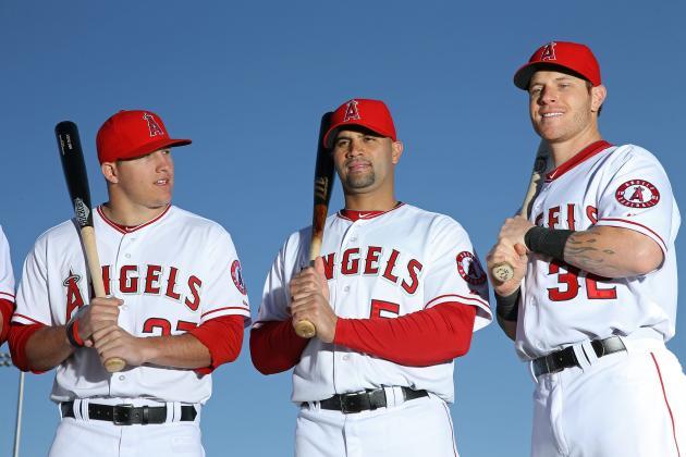 Angels 6, Royals 2
