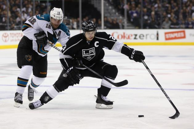 Kings 2, Sharks 0