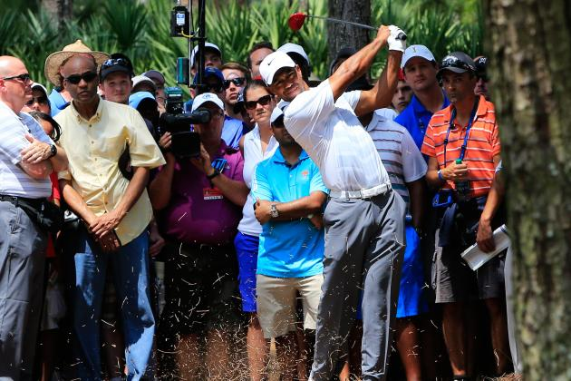 Tiger Woods and Sergio Garcia Feud: Marshals Talk but Who Should We Believe?