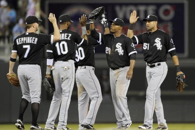 White Sox Work Fundamentals Before 4-2 Victory over Twins