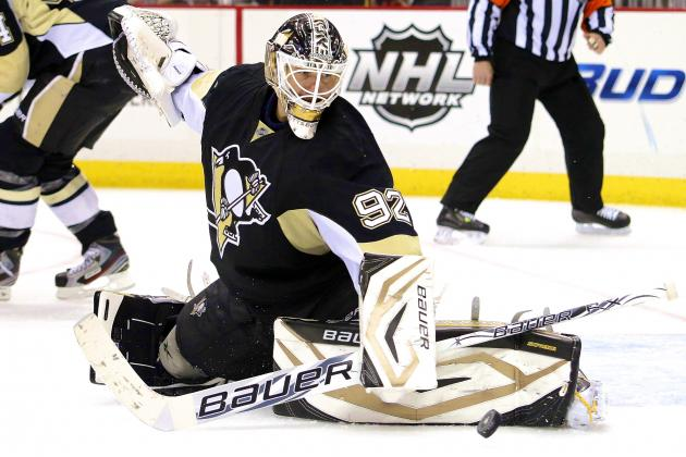 Can the Pittsburgh Penguins Win the Stanley Cup with Tomas Vokoun in Net?