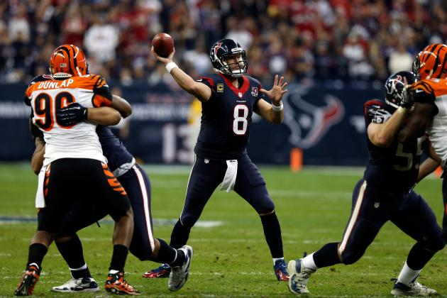 Houston Texans Quarterback Breakdown: Position Evaluation and Depth Chart