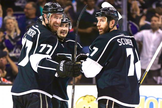 How the Los Angeles Kings Are Starting to Play Like Champions Once Again