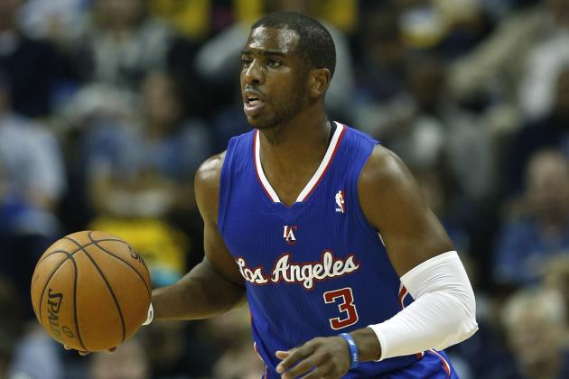 LA Clippers' Disaster Plan if Chris Paul Leaves in Free Agency