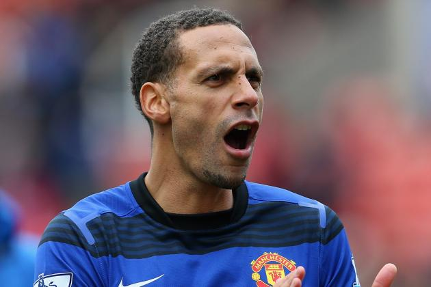 Manchester United Defender Rio Ferdinand Retires from England Duty