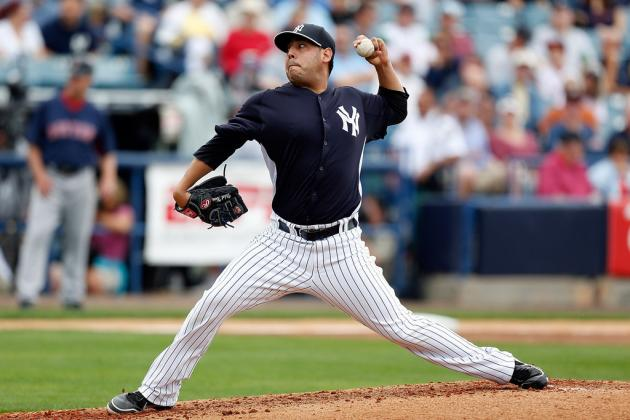 Yankees' Vidal Nuno Making NAIA Alumni Proud