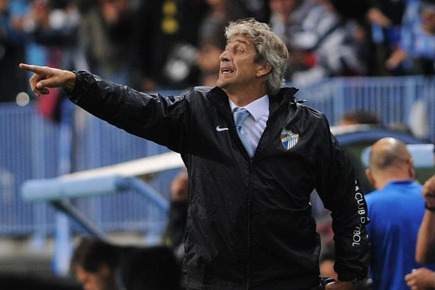 Malaga Confirm Reported Manchester City Target Manuel Pellegrini Can Leave