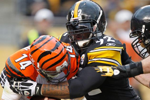 Doc: James Harrison Can Only Say so Much in 10 Minutes