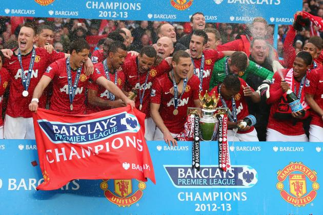 5 Things We've Learned from Manchester United's 2012-13 Season