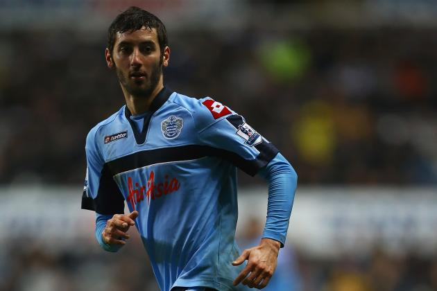 Premier League: QPR's Esteban Granero Hoping to Stay in Top Flight