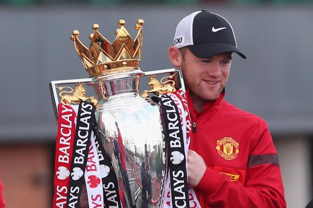 Manchester United's Wayne Rooney Not a Bayern Munich Transfer Target