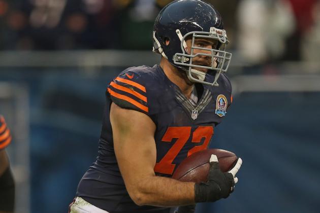 Bears' Former 1st-Rounder Carimi Skips OTAs