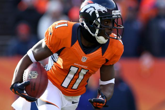 Broncos' Trindon Holliday a Marked Man Because of His TD Returns