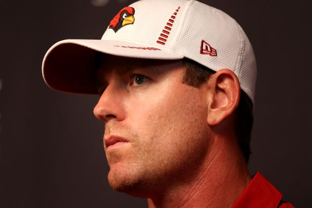 Counting On Carson Palmer-to-Larry Fitzgerald