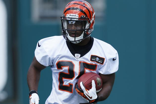 Giovani Bernard Preps 'Complement' Role with Bengals