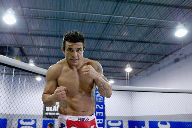 UFC on FX 8: Belfort vs. Rockhold Fight Card, TV Info, Predictions and More