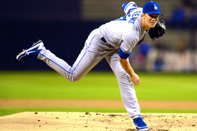 How Much Is Zack Greinke's Return Going to Help the Struggling Dodgers?