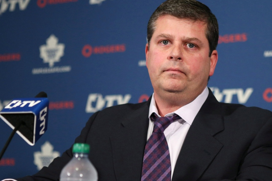 Maple Leafs GM Dave Nonis Has His Work Cut out for Him