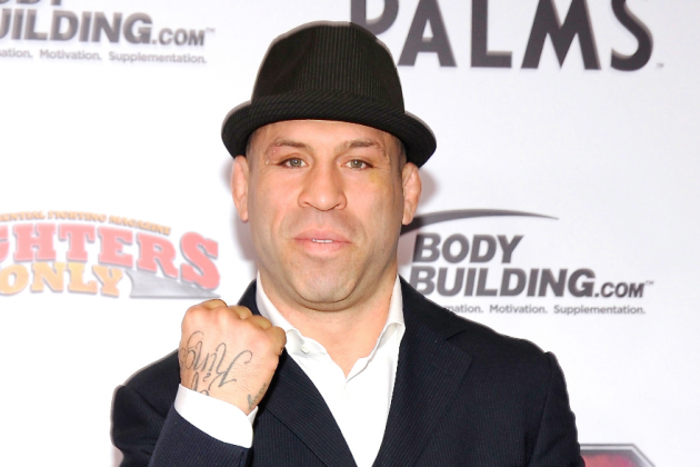 Wanderlei Silva Goes Vampire on Chael Sonnen: 'I Want to Suck His Blood'