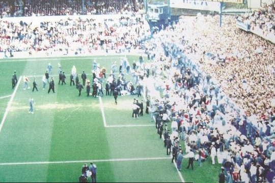 New Hillsborough Footage to Be Shown in Documentary