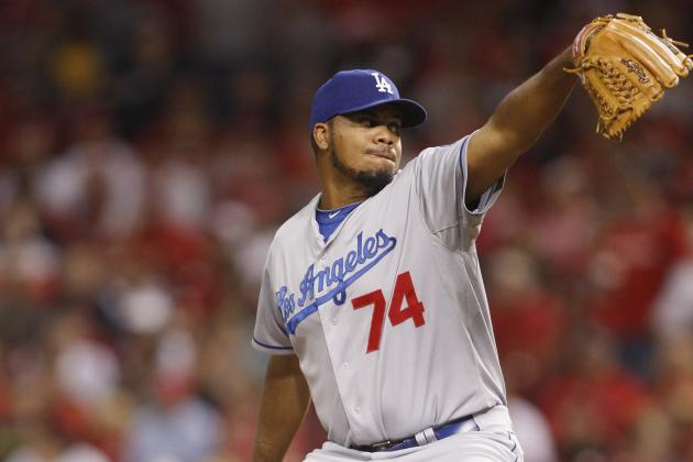 Have the Dodgers Finally Ditched Brandon League for Kenley Jansen as Closer?
