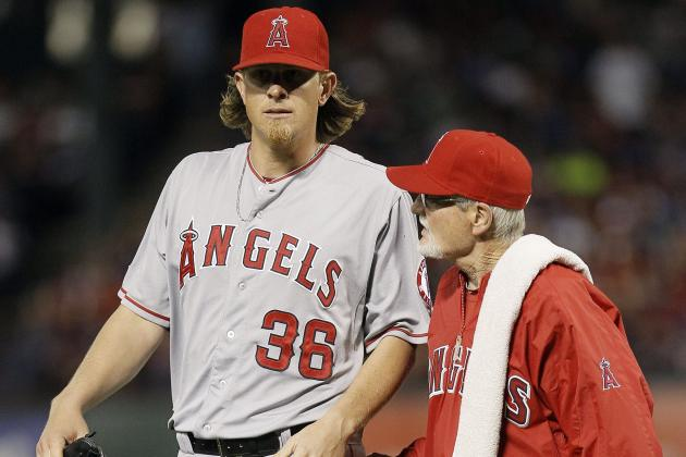 Jered Weaver Is Itching to Begin a Rehab Assignment