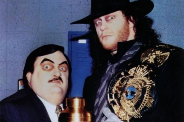 WWE Hall of Fame: Undertaker Being Considered for Induction in 2014