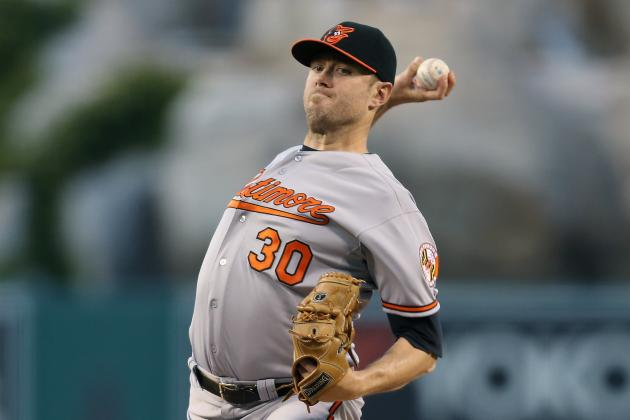 O's Need an Ace to Be Real Contender