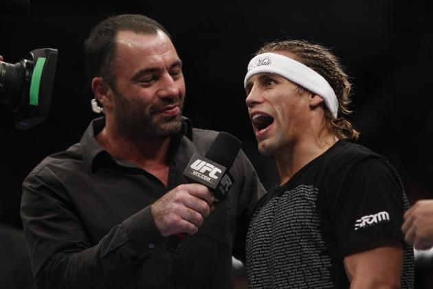 Urijah Faber Responds to Title Shot Critics: 'Motherf------, I'm Still Here'