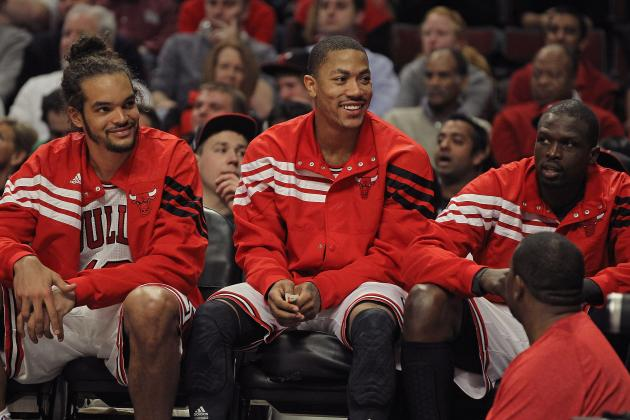 Can Chicago Bulls Win a Title in Near Future with Current Core?