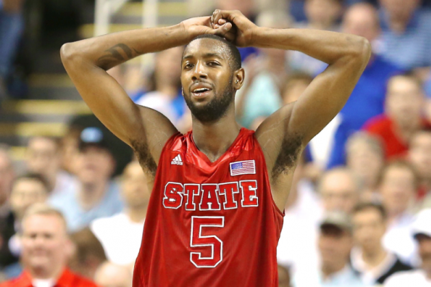 Breaking Down How C.J. Leslie's Hand Injury Impacts 2013 NBA Draft Stock