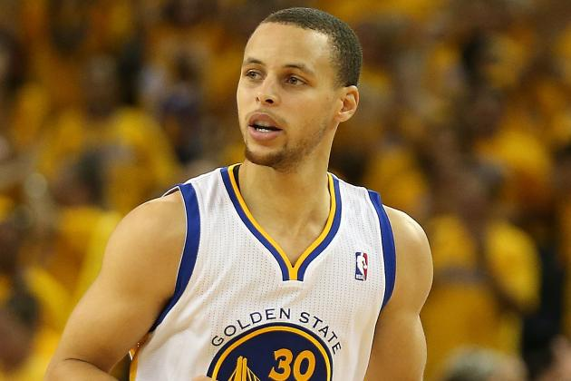 VIDEO: Watch All of Stephen Curry's 272 3-Pointers from This Season