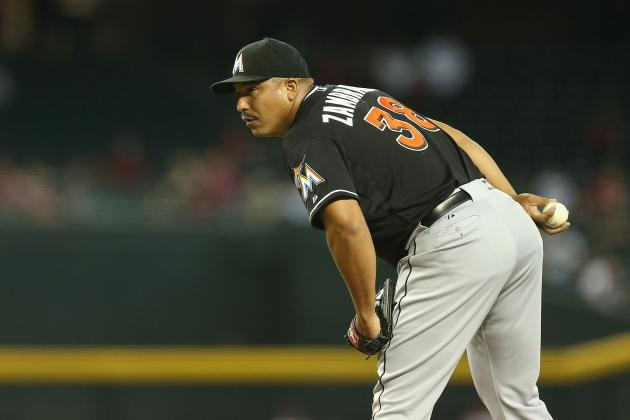 Carlos Zambrano and Philadelphia Phillies Agree on Minor League Deal
