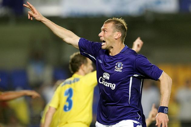 Everton Managerial Vacancy Is Not for Goodison Park Legend Duncan Ferguson Yet