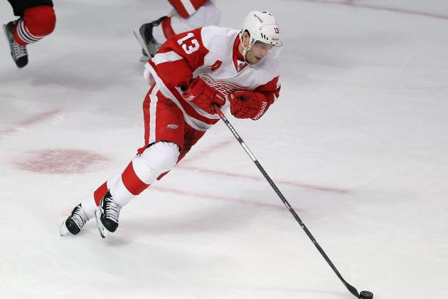 Datsyuk a Finalist for 6th Straight Year