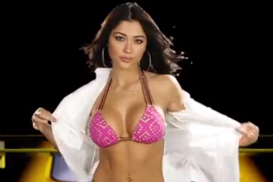 Arianny Celeste Strips for Fast & Furious